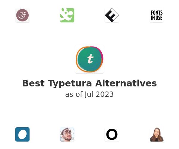 Best Typetura Alternatives