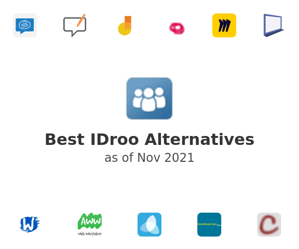 Best IDroo Alternatives