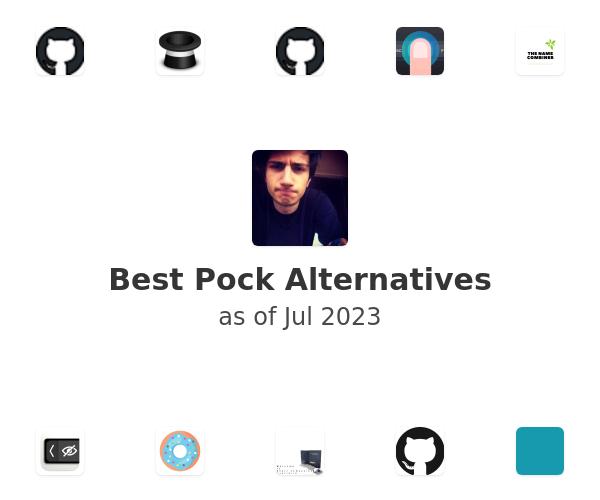 Best Pock Alternatives