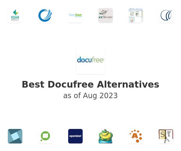 Best Docufree Alternatives