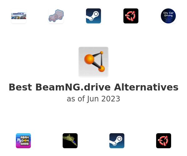 Best BeamNG.drive Alternatives