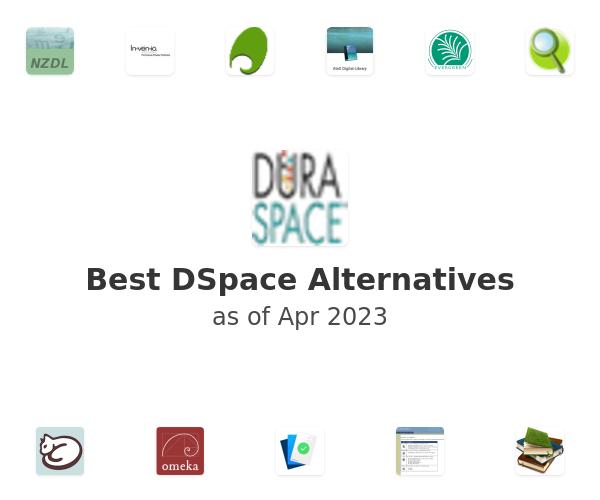 Best DSpace Alternatives