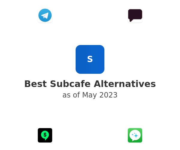 Best Subcafe Alternatives