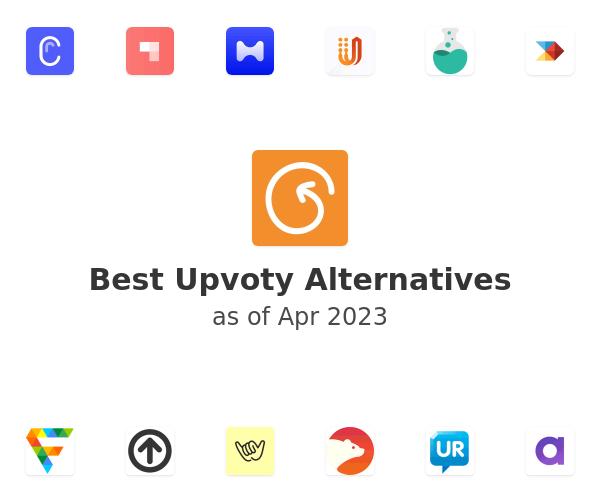 Best Upvoty Alternatives