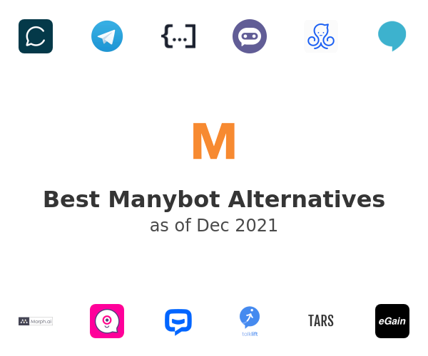 Best Manybot Alternatives