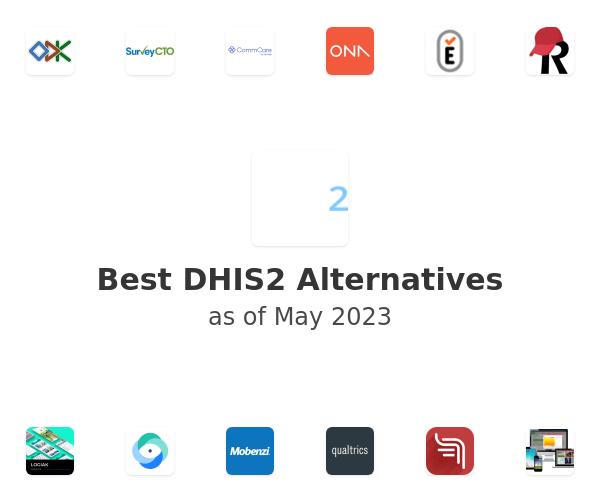 Best DHIS2 Alternatives