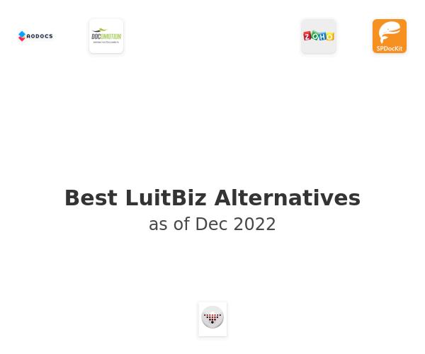 Best LuitBiz Alternatives