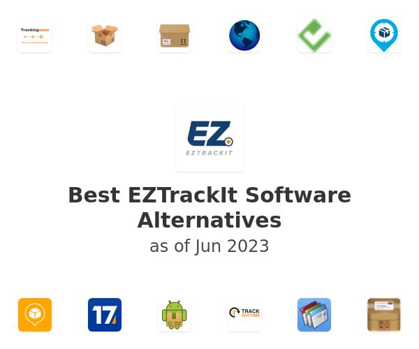 Best EZTrackIt Software Alternatives
