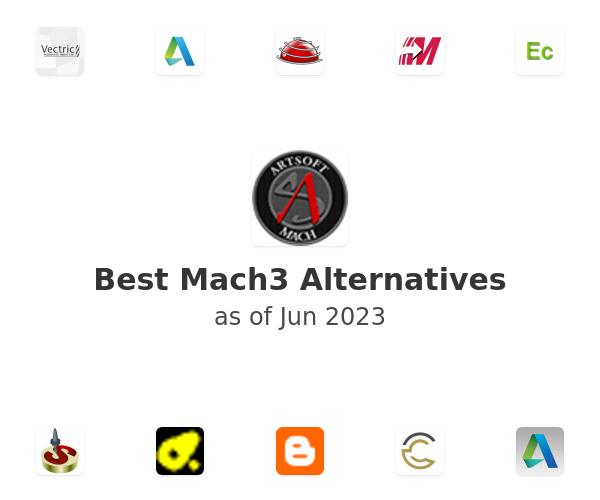 Best Mach3 Alternatives
