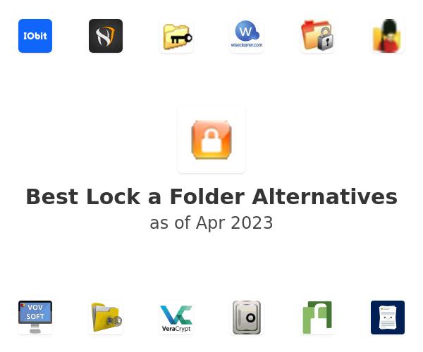 Best Lock a Folder Alternatives