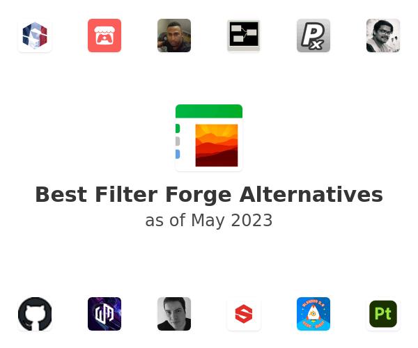 Best Filter Forge Alternatives