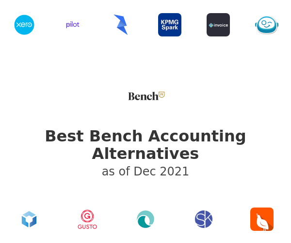 Best Bench Accounting Alternatives