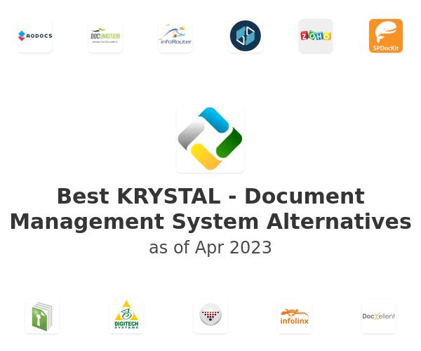 Best KRYSTAL - Document Management System Alternatives