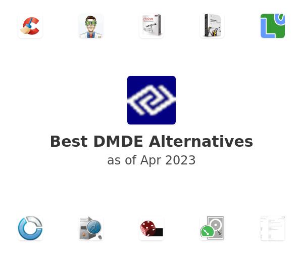 Best DMDE Alternatives