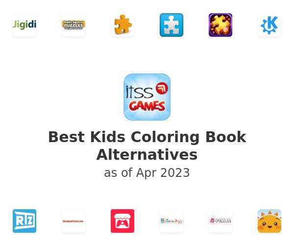 Best Kids Coloring Book Alternatives