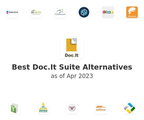 Best Doc.It Suite Alternatives