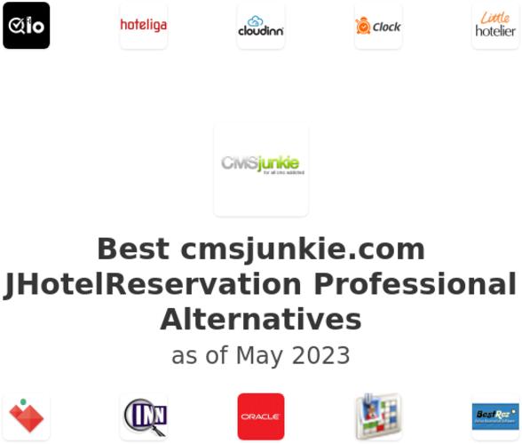 Best JHotelReservation Professional Alternatives