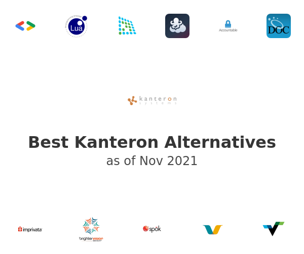 Best Kanteron Alternatives