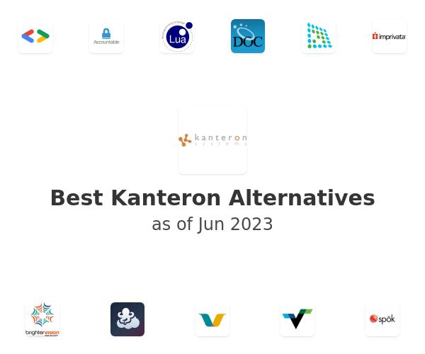 Best Kanteron Alternatives
