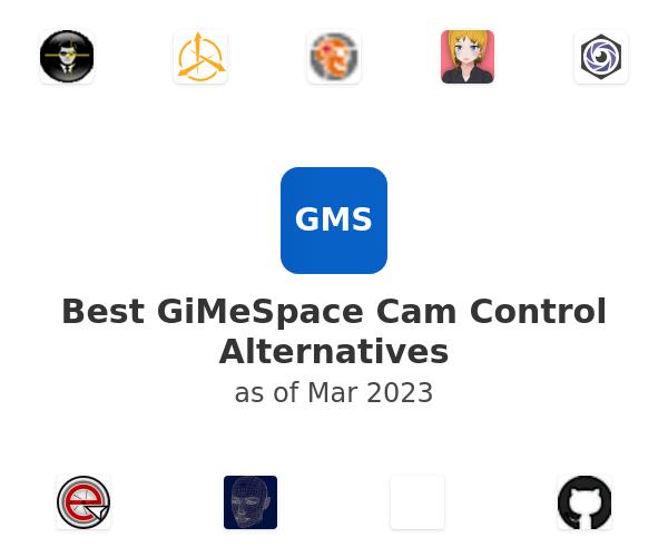 Best GiMeSpace Cam Control Alternatives