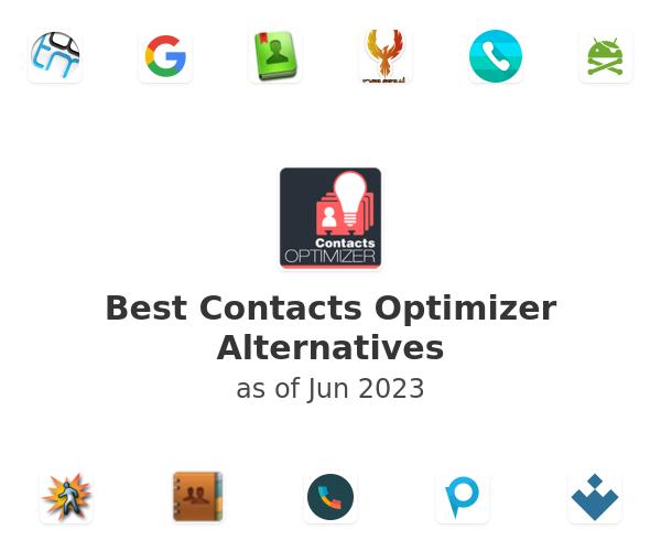 Best Contacts Optimizer Alternatives