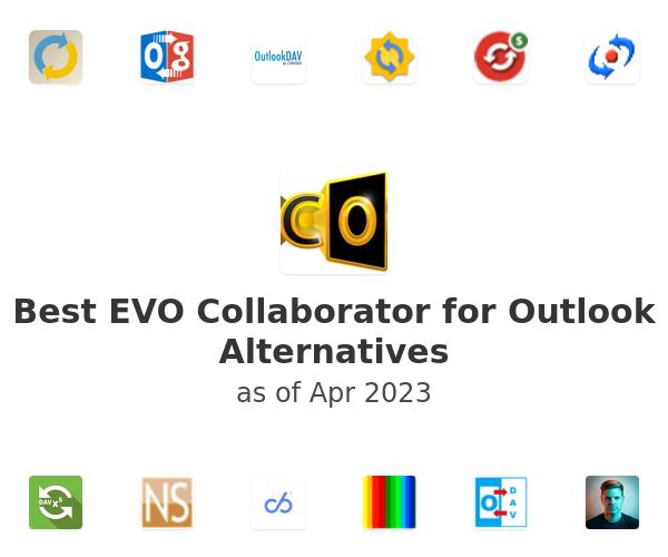 Best EVO Collaborator for Outlook Alternatives