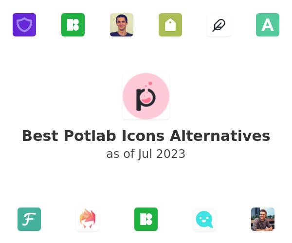 Best Potlab Icons Alternatives