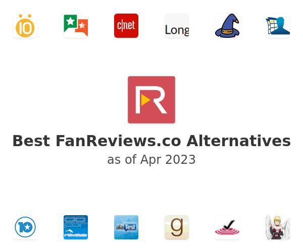 Best FanReviews.co Alternatives