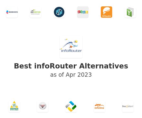 Best infoRouter Alternatives