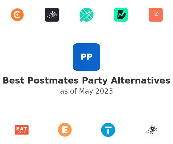Best Postmates Party Alternatives