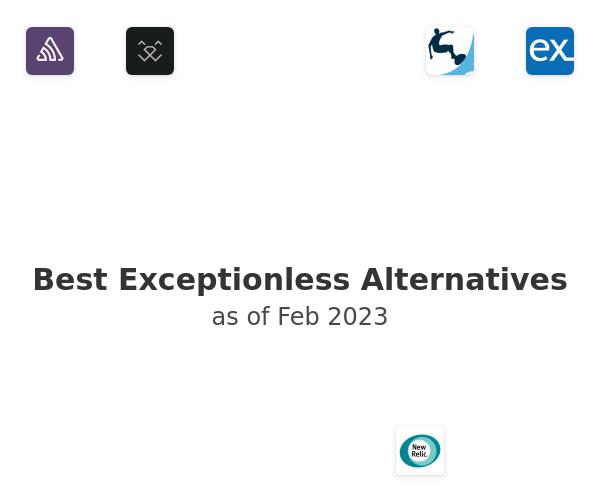 Best Exceptionless Alternatives