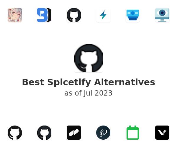 Best Spicetify Alternatives