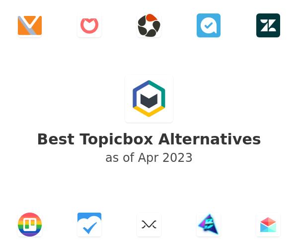 Best Topicbox Alternatives