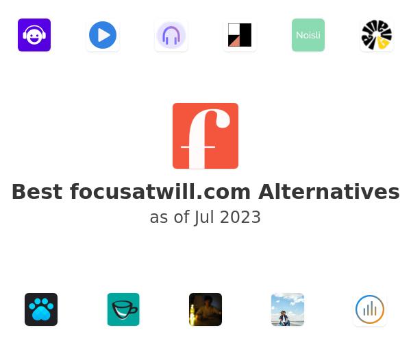 Best focusatwill.com Alternatives