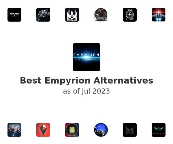Best Empyrion Alternatives