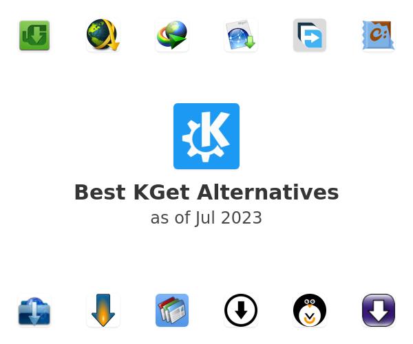 Best KGet Alternatives