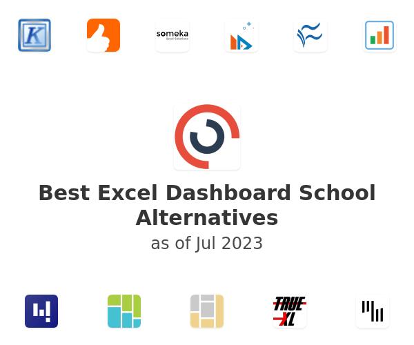 Best Excel Dashboard School Alternatives