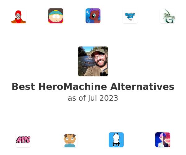 Best HeroMachine Alternatives