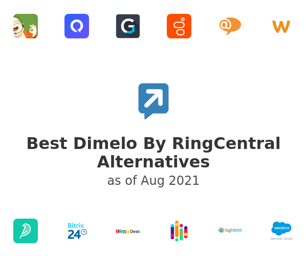 Best Dimelo By RingCentral Alternatives