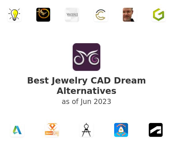 Best Jewelry CAD Dream Alternatives