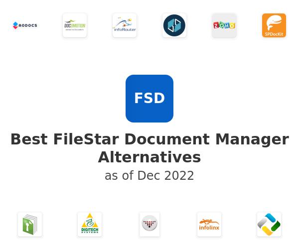 Best FileStar Document Manager Alternatives