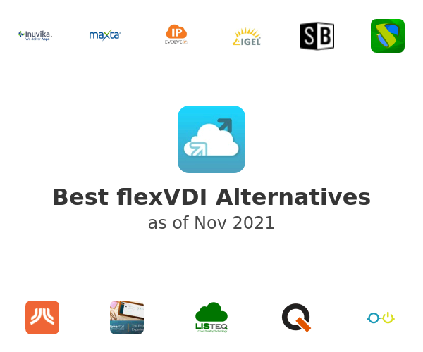 Best flexVDI Alternatives