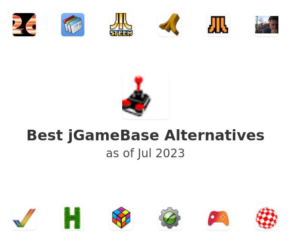 Best jGameBase Alternatives