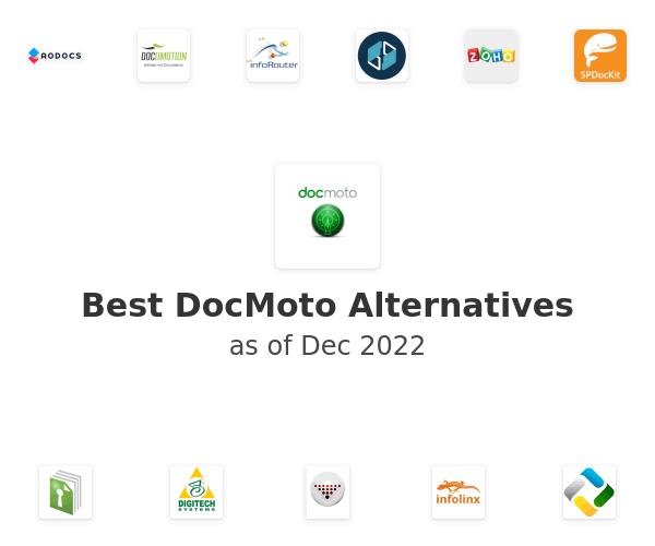 Best DocMoto Alternatives