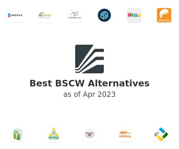 Best BSCW Alternatives