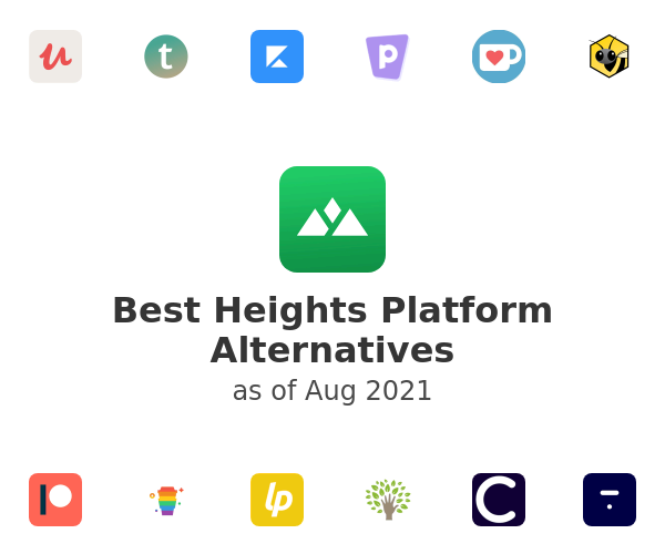 Best Heights Platform Alternatives