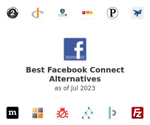 Best Facebook Connect Alternatives