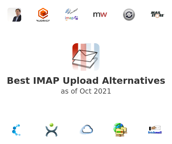 Best IMAP Upload Alternatives