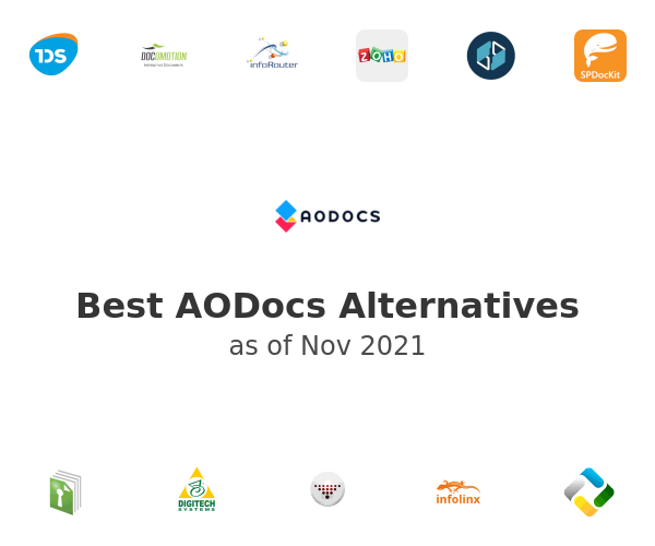 Best AODocs Alternatives