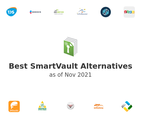 Best SmartVault Alternatives